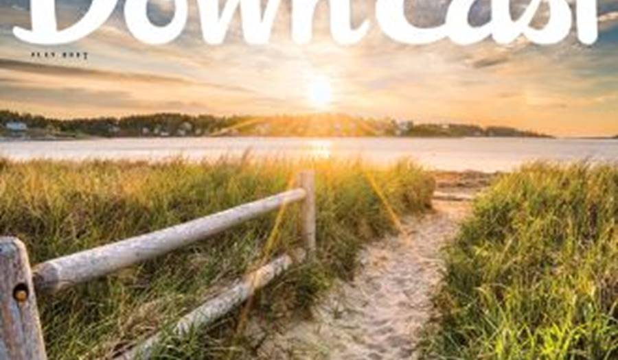 DownEast Best of Maine Magazine Cover July 2017